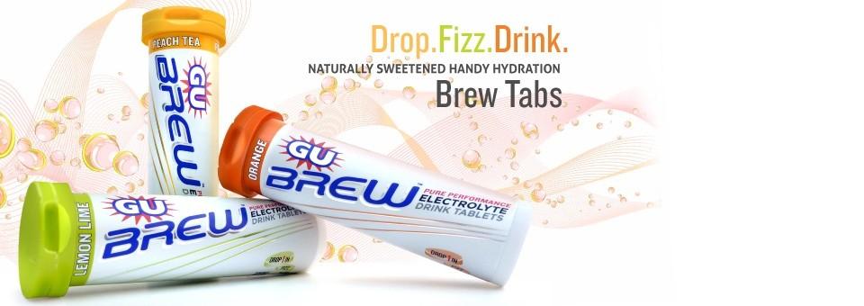 GU Brew Tablets - GU Sportnahrung | whitetip