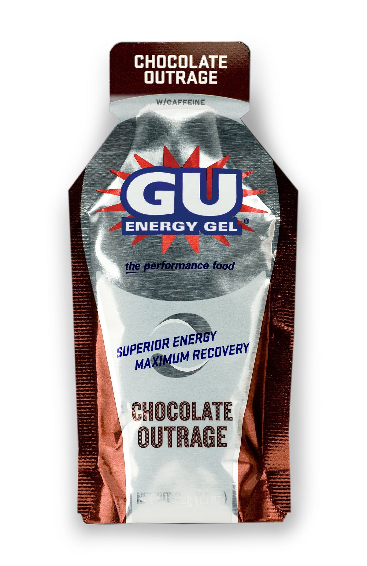 GU Energy Gel Chocolate Outrage